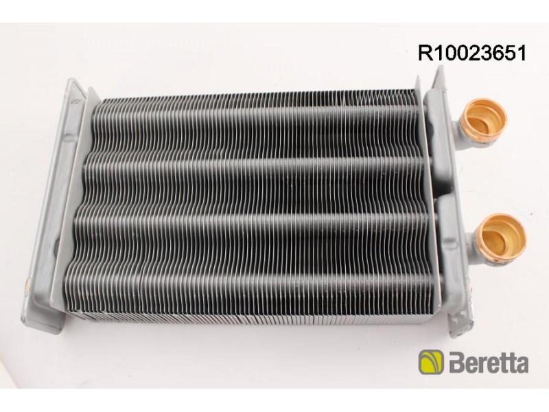 Потек теплообменник beretta city теплообменник для газовой колонки электролюкс gwh-275r n